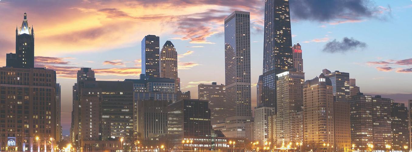 sfondo città